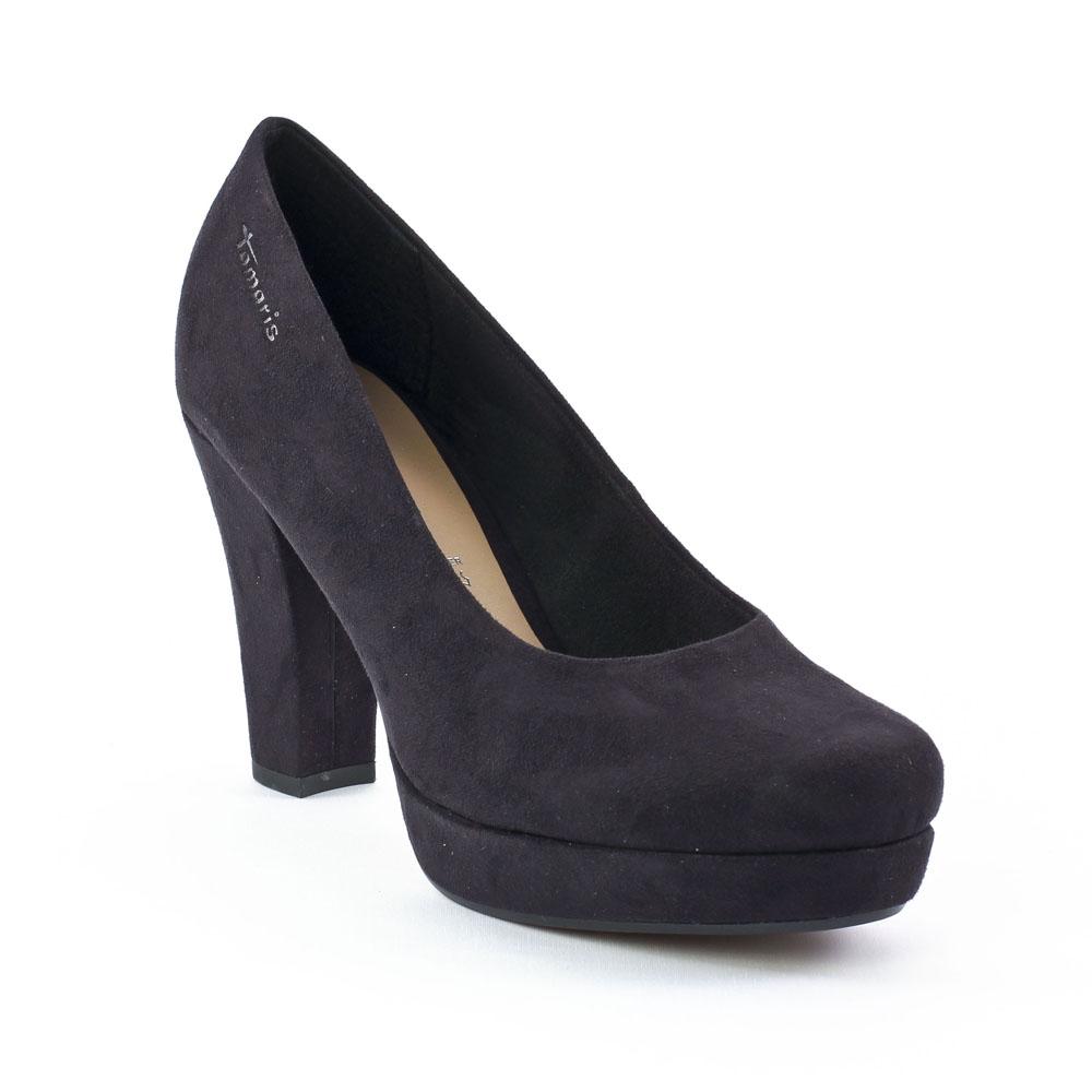 Tamaris 22470 black escarpins noir printemps t chez - Patin antiderapant chaussure ...