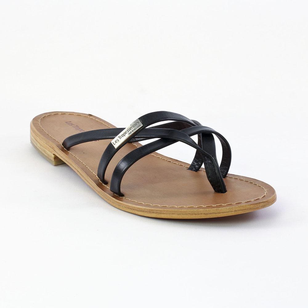 les tropeziennes hawai noir sandales noir printemps t chez trois par 3. Black Bedroom Furniture Sets. Home Design Ideas