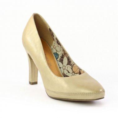 Escarpins Marco Tozzi 22435 Cream, vue principale de la chaussure femme