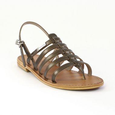 les tropeziennes herisson bronze sandales bronze marron printemps t chez trois par 3. Black Bedroom Furniture Sets. Home Design Ideas