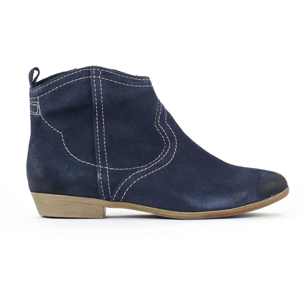 tamaris 25311 navy boots bleu marine printemps t chez trois par 3. Black Bedroom Furniture Sets. Home Design Ideas
