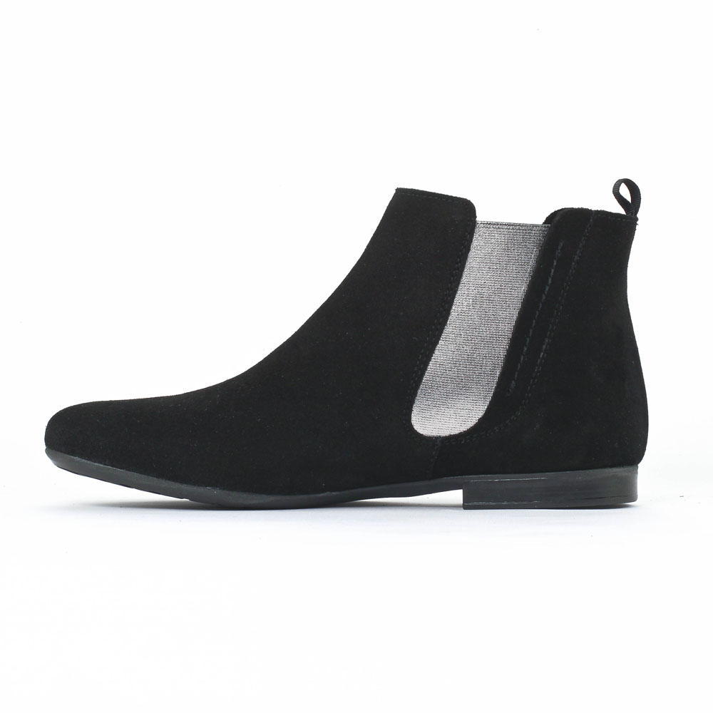chaussure chelsea femme,chaussures femme bottine chelsea noir