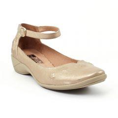 trotteurs-confort doré: même style de chaussures en ligne pour femmes que les Mamzelle