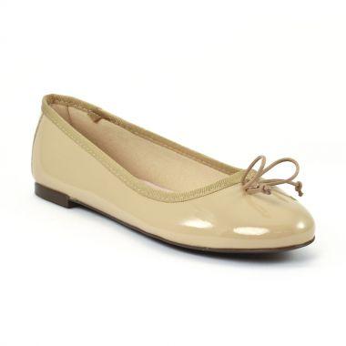 Ballerines Scarlatine 8141n Nude, vue principale de la chaussure femme