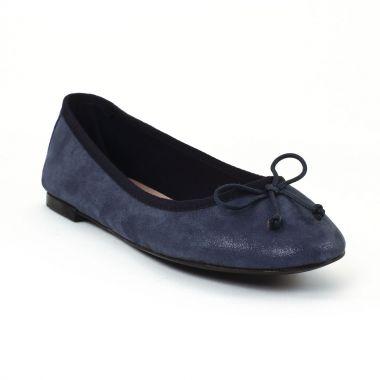 Ballerines Scarlatine 8140n Marine, vue principale de la chaussure femme