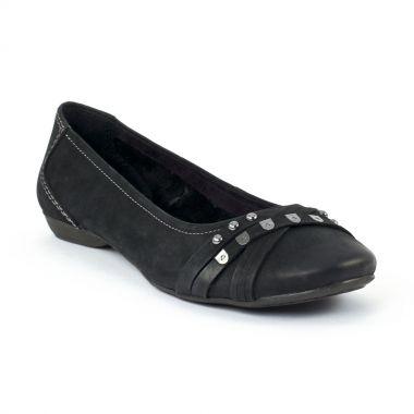 Ballerines Tamaris 22124 Black, vue principale de la chaussure femme
