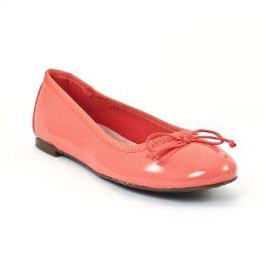 Ballerines Scarlatine 8141n Corail, vue principale de la chaussure femme