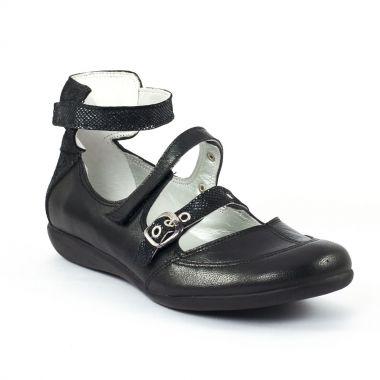 Babies Scarlatine 7400 Noir, vue principale de la chaussure femme