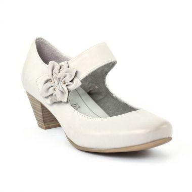 Babies Tamaris 24410 Light Grey, vue principale de la chaussure femme