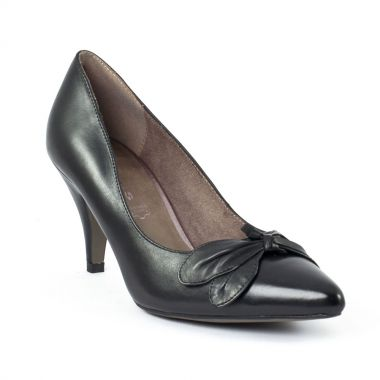 Escarpins Tamaris 22405 Black, vue principale de la chaussure femme