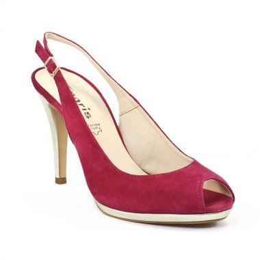 Nu Pieds Et Sandales Tamaris 29308 Fuxia, vue principale de la chaussure femme
