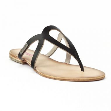 Nu Pieds Et Sandales Les Tropeziennes News Noir, vue principale de la chaussure femme