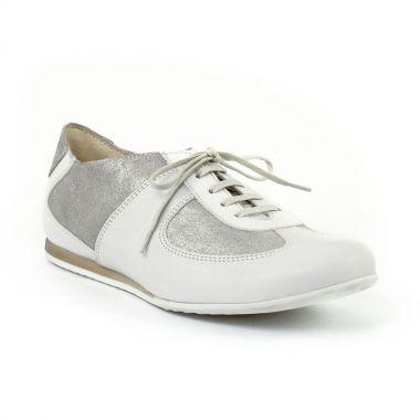 Tennis Et Baskets Mode Scarlatine 2185 Blanc, vue principale de la chaussure femme