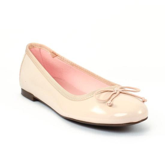 Ballerines Scarlatine 8141n Rose, vue principale de la chaussure femme