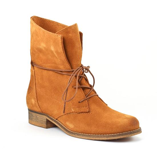Bottines Et Boots Tamaris 25262 Curry, vue principale de la chaussure femme
