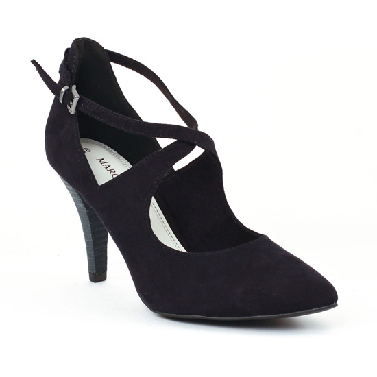 Escarpins Marco Tozzi 24409 Black, vue principale de la chaussure femme