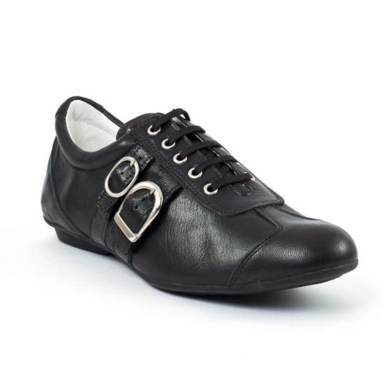 Tennis Et Baskets Mode Scarlatine 2162 Noir, vue principale de la chaussure femme