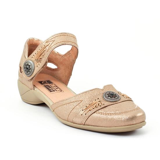 Escarpins Mamzelle Gime Fonte, vue principale de la chaussure femme