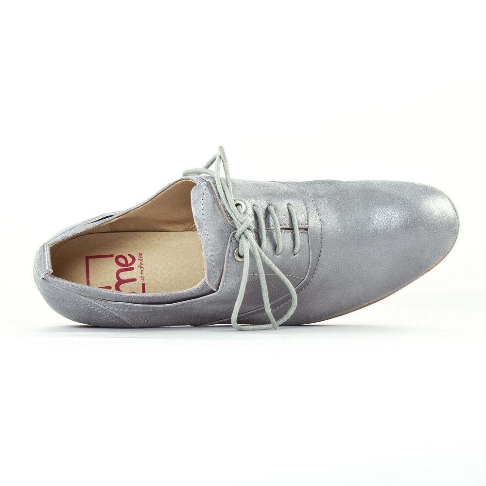 Chaussures printemps grises femme 1k1lx5