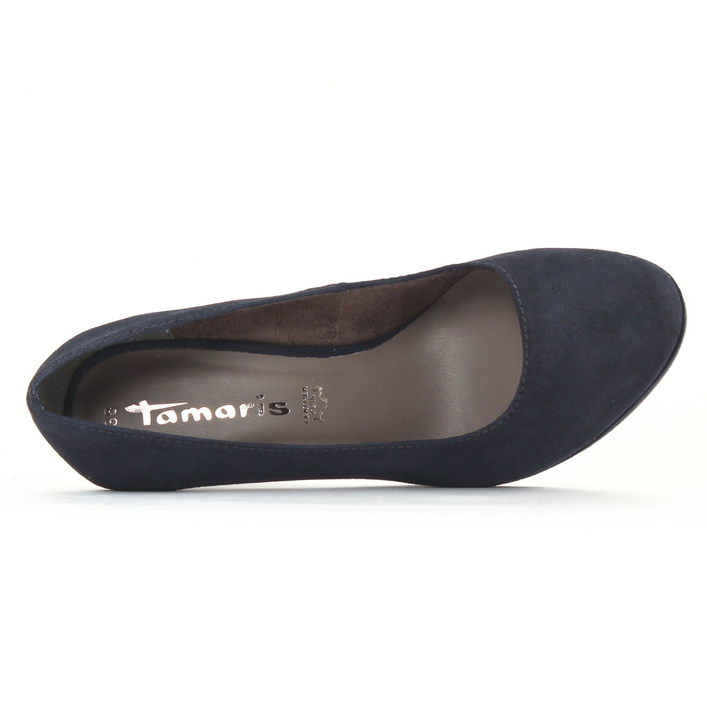 chaussures femmes printemps t escarpins brides bleu marine car interior design. Black Bedroom Furniture Sets. Home Design Ideas