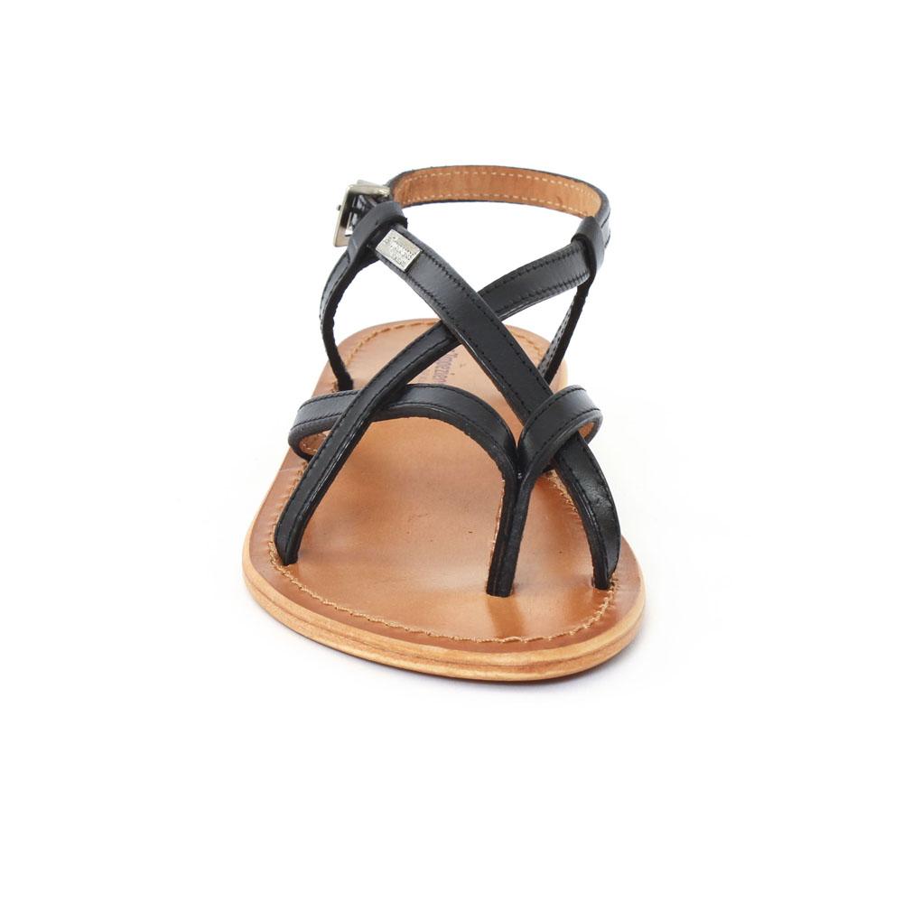 les tropeziennes hiboux noir sandales noir printemps t chez trois par 3. Black Bedroom Furniture Sets. Home Design Ideas