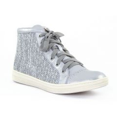 baskets-mode gris argent: même style de chaussures en ligne pour femmes que les Gioseppo