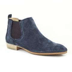 Chaussures femme été 2015 - boots élastiquées UME - Un matin d'été bleu