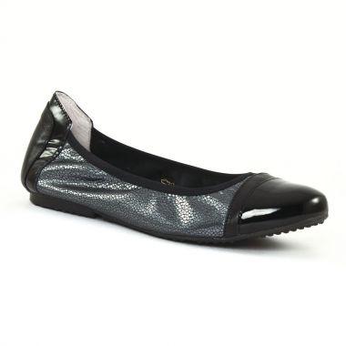 Ballerines Scarlatine 7815 Noir Noir, vue principale de la chaussure femme