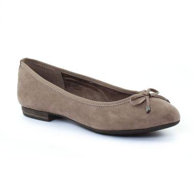 Ballerines Marco Tozzi 22135 Pepper, vue principale de la chaussure femme