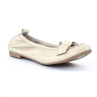 Ballerines Scarlatine 7772 Beige, vue principale de la chaussure femme