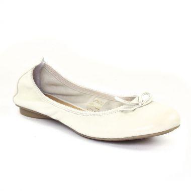 Ballerines Scarlatine 5194Q Blanc, vue principale de la chaussure femme