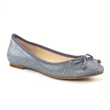 Ballerines Jb Martin Fidelis Navy, vue principale de la chaussure femme