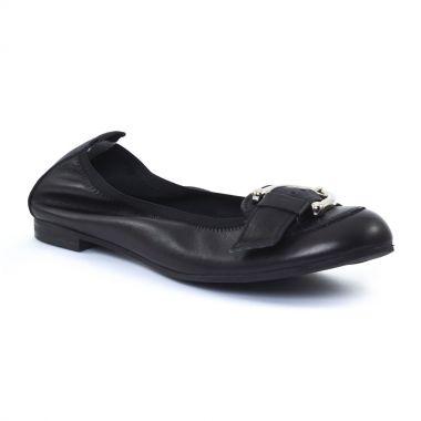 Ballerines Scarlatine 7772 Noir, vue principale de la chaussure femme