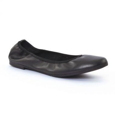 Ballerines Tamaris 22128 Black, vue principale de la chaussure femme