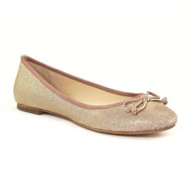 Ballerines Jb Martin Fidelis Nude, vue principale de la chaussure femme