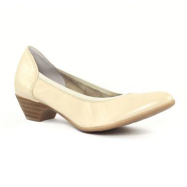 Ballerines Scarlatine 7853 Beige, vue principale de la chaussure femme