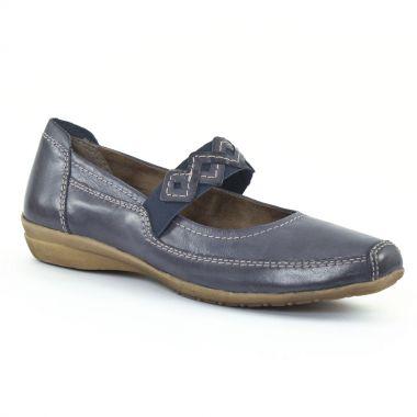 Babies Tamaris 22117 Denim, vue principale de la chaussure femme