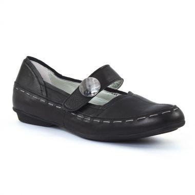 Babies Scarlatine 7290 Noir, vue principale de la chaussure femme