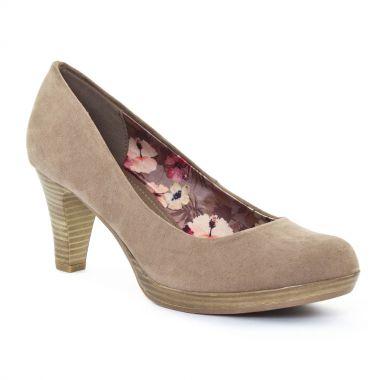 Escarpins Marco Tozzi 22411 Pepper, vue principale de la chaussure femme