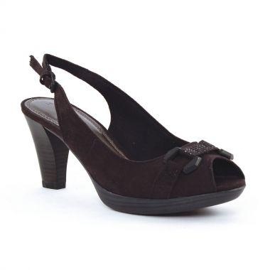 Escarpins Marco Tozzi 29607 Black, vue principale de la chaussure femme