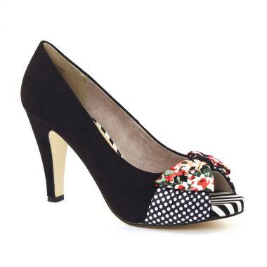 Escarpins Tamaris 29300 Flower, vue principale de la chaussure femme