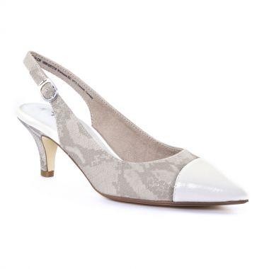 Escarpins Tamaris 29602 Grey, vue principale de la chaussure femme