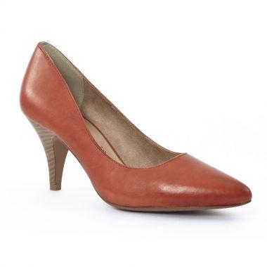 Escarpins Tamaris 22423 Nut, vue principale de la chaussure femme