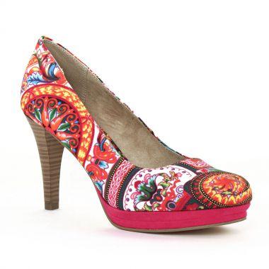 Escarpins Tamaris 22434 Pink, vue principale de la chaussure femme