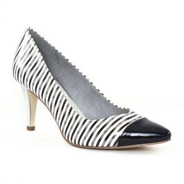 Escarpins Tamaris 22447 Grey, vue principale de la chaussure femme