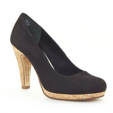 Escarpins Marco Tozzi 22414 Black, vue principale de la chaussure femme