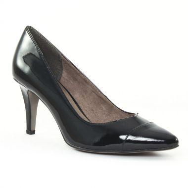 Escarpins Tamaris 22447 Black, vue principale de la chaussure femme