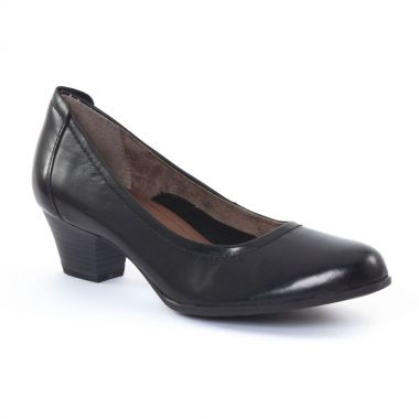 Escarpins Tamaris 22302 Black, vue principale de la chaussure femme