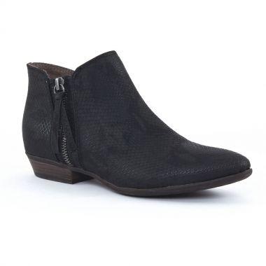 Bottines Et Boots Tamaris 25303 Black, vue principale de la chaussure femme