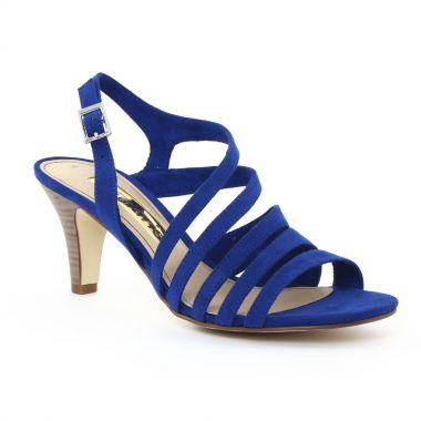 chaussure A Talon Roi Roi Chaussure Bleu fyvb76Yg